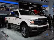 Tư vấn - 2018 Ford F-150 thông minh hơn trình diện