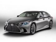 Tin tức ô tô - Sedan hạng sang Lexus LS 2018 lột xác toàn diện