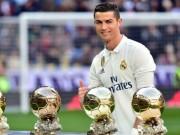 Bóng đá - Tin HOT bóng đá tối 11/1: Ronaldo hay nhất lượt đi