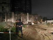 Tin tức trong ngày - Sập tại tòa nhà đang xây ở Đà Nẵng, nhiều người bị vùi lấp