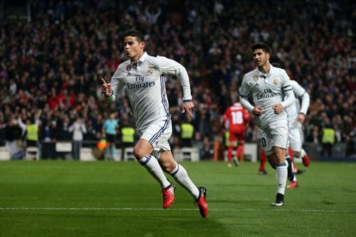 Sevilla – Real Madrid: Không Ronaldo vẫn mơ kỷ lục - 2