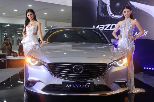 Mazda6 2017 giá từ 975 triệu đồng tại Việt Nam - 1