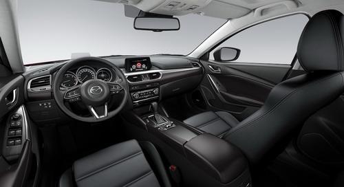 Mazda6 2017 giá từ 975 triệu đồng tại Việt Nam - 2