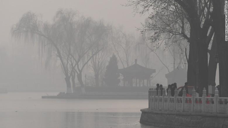 Hơn 90% dân số thế giới sống trong ô nhiễm - ảnh 1