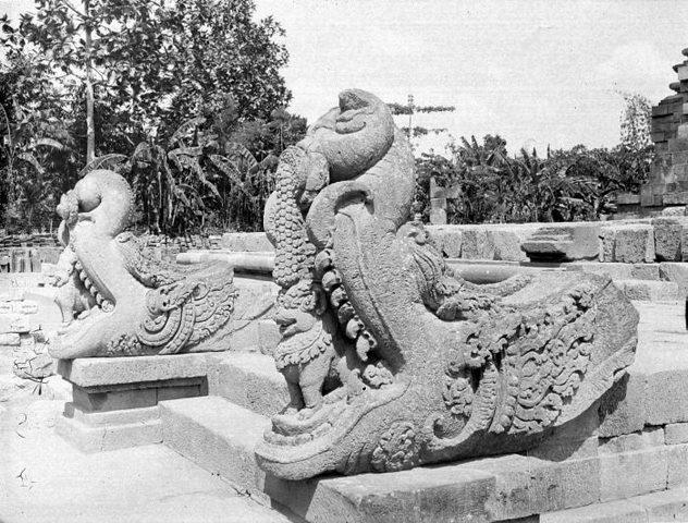 Nguồn gốc cặp rồng đuôi chim ở Văn Miếu? - ảnh 6