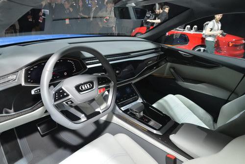 Audi Q8 Concept tuyệt đẹp trình làng - ảnh 2