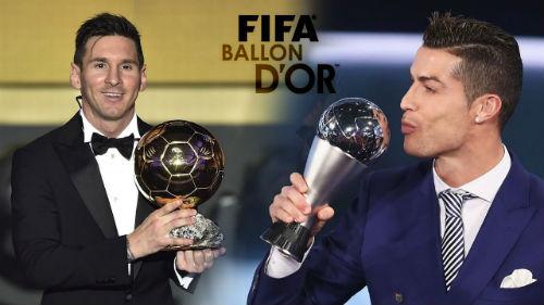Ronaldo giành Quả bóng vàng và nghịch lý 0>1 - ảnh 1