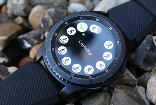 5 tính năng độc, lạ của đồng hồ thông minh Gear S3 - ảnh 1