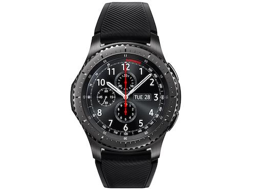5 tính năng độc, lạ của đồng hồ thông minh Gear S3 - ảnh 2