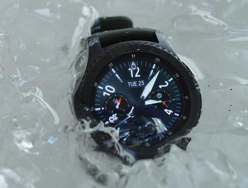 5 tính năng độc, lạ của đồng hồ thông minh Gear S3 - ảnh 3
