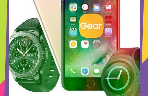 5 tính năng độc, lạ của đồng hồ thông minh Gear S3 - ảnh 4