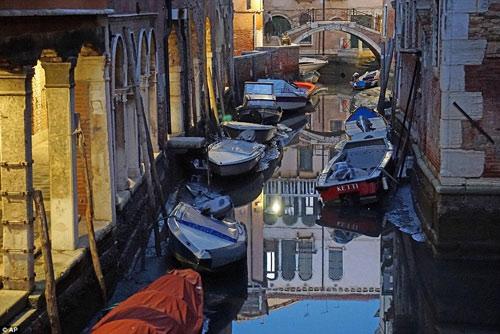 Venice- thành phố lãng mạn nhất châu âu sắp biến mất - 2