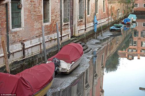 Venice- thành phố lãng mạn nhất châu âu sắp biến mất - 3