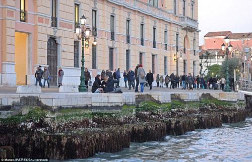 Venice- thành phố lãng mạn nhất châu âu sắp biến mất - 11