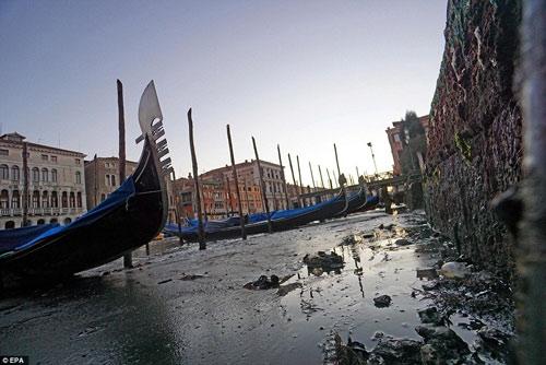 Venice- thành phố lãng mạn nhất châu âu sắp biến mất - 8