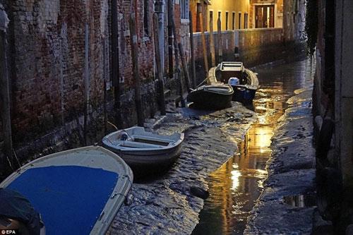 Venice- thành phố lãng mạn nhất châu âu sắp biến mất - 9