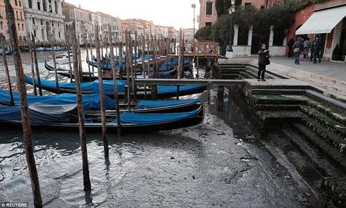 Venice- thành phố lãng mạn nhất châu âu sắp biến mất - 6