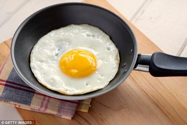 Ăn trứng thường xuyên tốt cho não bộ - 1