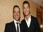 """Bóng đá - """"Siêu cò"""" Mendes bắt tay Trung Quốc: Trừ Ronaldo, ai cũng bán"""
