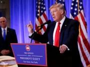 Thế giới - Trump giận dữ, đấu khẩu phóng viên CNN trong họp báo