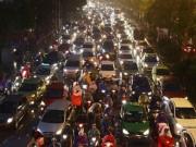 Tin tức trong ngày - Hà Nội treo thưởng hơn 6 tỷ để chống tắc đường
