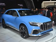 Tin tức ô tô - Audi Q8 Concept tuyệt đẹp trình làng