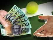 Thể thao - Tennis trước Australian Open: Dễ bán độ, nhận tiền lớn