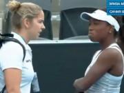 Thể thao - Lố bịch tennis: 1 trận đấu 2 kẻ giả đau để trốn chạy