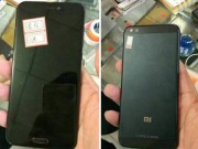 Lộ Xiaomi Mi 6 thiết kế đẹp chẳng kém Galaxy S7 Edge