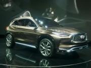 Tin tức ô tô - Infiniti QX50: Bản concept lộng lẫy cho tương lai