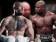 """Thể thao - Đòi đấu Mayweather, """"Gã điên UFC"""" phải nhả 100 triệu đô"""