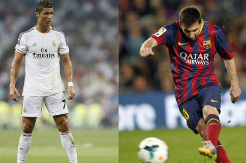 Vua đá phạt Messi: Vẫn mơ kỷ lục của Ronaldo