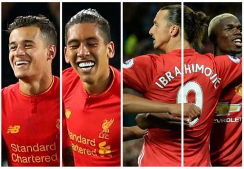 Ngoại hạng Anh trước vòng 21: MU đấu Liverpool & sự bất trắc với ông lớn
