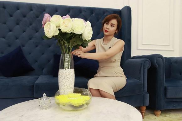Lưu Hương Giang đẹp đằm thắm sau đợt trùng tu nhan sắc - 3