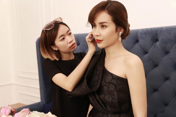 Lưu Hương Giang đẹp đằm thắm sau đợt trùng tu nhan sắc - 5