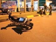Tin tức trong ngày - Thanh niên ngã xe tử vong sau buổi tiệc tất niên