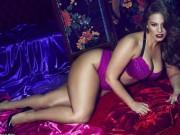Thời trang - Mẫu béo gợi tình nhất nước Mỹ nồng nàn trong phòng ngủ