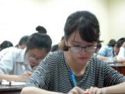 Giáo dục - du học - Bộ GD&ĐT giải thích vì sao không công bố đề và đáp án kỳ thi THPT quốc gia 2017