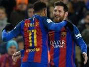 Bóng đá - Barcelona: Mối lo Messi đơn độc và cánh phải tê liệt