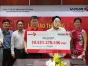 Tin tức trong ngày - Xổ số Vietlott: Người Sài Gòn liên tục trúng jackpot