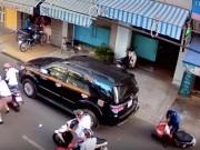 An ninh Xã hội - Làm rõ nhóm trai tây dàn cảnh, trộm 2 tỷ trên ô tô