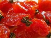 Ẩm thực - Bật mí công thức làm mứt cà chua bi ngon tuyệt vời