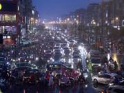 Tin tức trong ngày - Ai có thể lĩnh hơn 6 tỷ chống tắc đường cho Hà Nội?