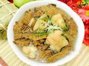 Ẩm thực - Mách bạn cách chọn và ăn măng khô an toàn ngày Tết