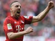 Bóng đá - Chuyển nhượng 13/1: Ribery bật đèn xanh cho CLB Trung Quốc