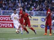 Bóng đá - HAGL - Hải Phòng: Lội ngược dòng giành 3 điểm