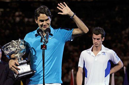 Úc mở rộng 2017: Murray không ngán đụng độ Federer