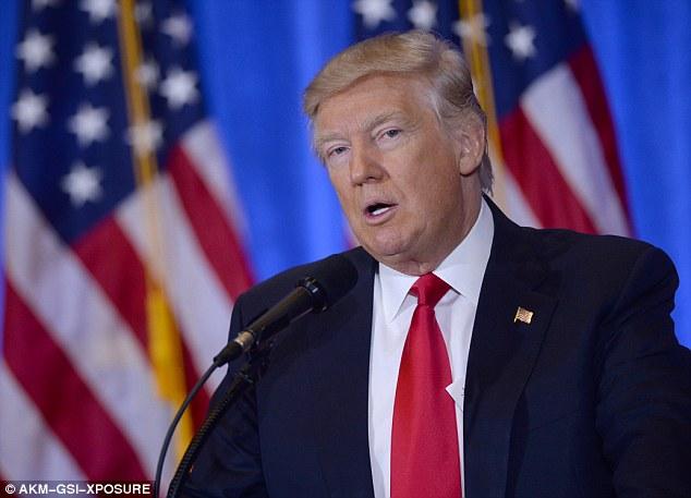 Trump vận động tiền cho lễ nhậm chức nhiều chưa từng thấy - ảnh 1