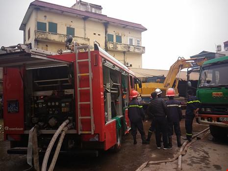 Cận tết, bà hỏa thiêu rụi một căn nhà tại Hà Nội - ảnh 3