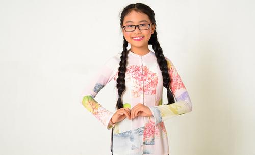 Ngắm nhan sắc của 3 cô bé 14 tuổi hát Bolero tuyệt hay - ảnh 8